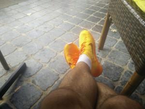 Rust! De beentjes languit :-)