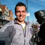 Aangekomen in Volendam!